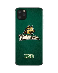Wright State iPhone 11 Pro Max Skin