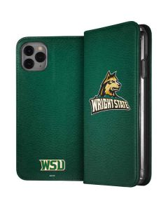 Wright State iPhone 11 Pro Max Folio Case