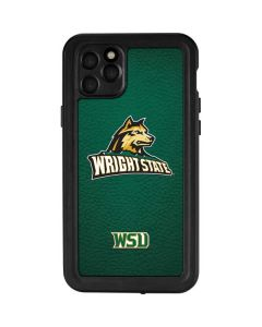 Wright State iPhone 11 Pro Max Waterproof Case