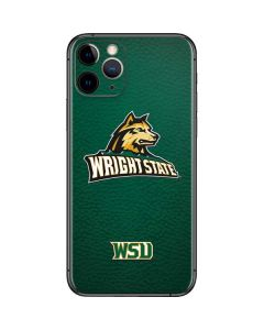 Wright State iPhone 11 Pro Skin