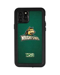 Wright State iPhone 11 Pro Waterproof Case