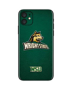 Wright State iPhone 11 Skin