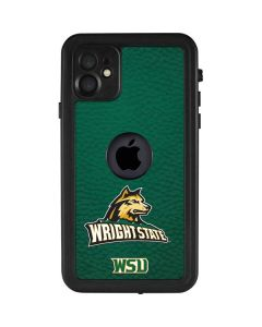 Wright State iPhone 11 Waterproof Case