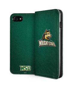 Wright State iPhone SE Folio Case