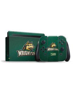 Wright State Nintendo Switch Bundle Skin