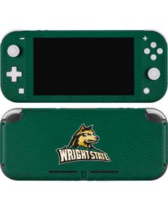Wright State Nintendo Switch Lite Skin