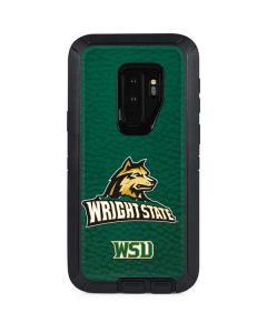 Wright State Otterbox Defender Galaxy Skin