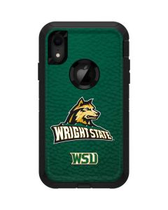Wright State Otterbox Defender iPhone Skin