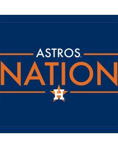 Astros Nation Google Home Hub Skin