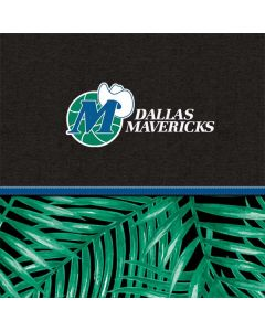 Dallas Mavericks Retro Palms Apple TV Skin
