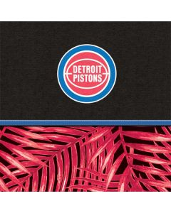 Detroit Pistons Retro Palms Apple TV Skin