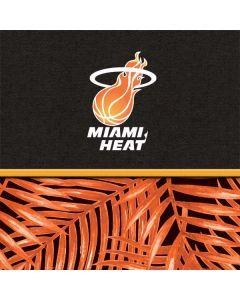 Miami Heat Retro Palms Galaxy Book Keyboard Folio 12in Skin