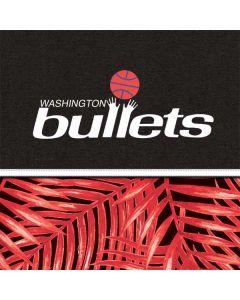 Washington Bullets Retro Palms Apple TV Skin