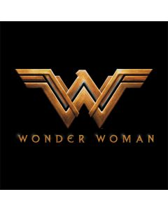 Wonder Woman Gold Logo Playstation 3 & PS3 Slim Skin