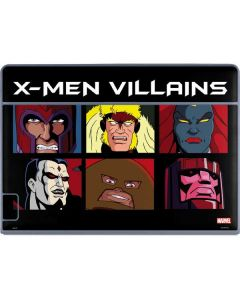 X-Men Villains Galaxy Book Keyboard Folio 12in Skin
