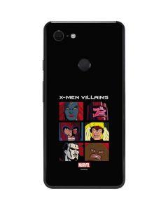 X-Men Villains Google Pixel 3 XL Skin