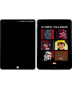 X-Men Villains Apple iPad Skin