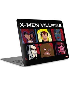 X-Men Villains Apple MacBook Air Skin