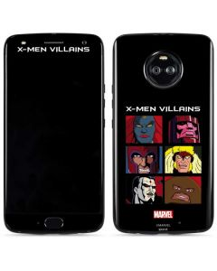X-Men Villains Moto X4 Skin