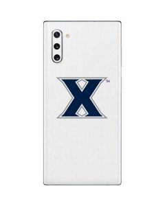 Xavier Large Logo Galaxy Note 10 Skin