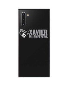 Xavier Musketeers Galaxy Note 10 Skin