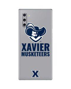 Xavier Musketeers Mascot Galaxy Note 10 Skin