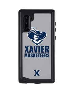 Xavier Musketeers Mascot Galaxy Note 10 Waterproof Case