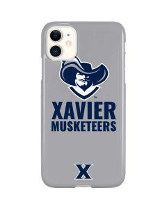 Xavier Musketeers Mascot iPhone 11 Lite Case
