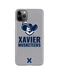 Xavier Musketeers Mascot iPhone 11 Pro Max Lite Case
