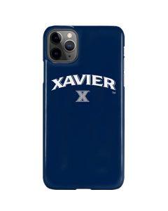 Xavier University iPhone 11 Pro Max Lite Case
