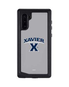 Xavier University Musketeers Galaxy Note 10 Waterproof Case