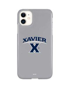 Xavier University Musketeers iPhone 11 Lite Case