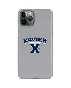 Xavier University Musketeers iPhone 11 Pro Lite Case