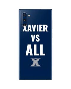 Xavier vs All Galaxy Note 10 Skin