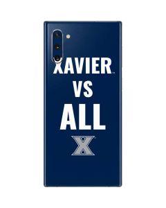 Xavier vs All Galaxy Note 10 Skin