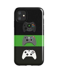 Xbox Controller Evolution iPhone 11 Impact Case