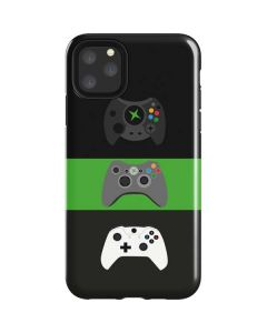 Xbox Controller Evolution iPhone 11 Pro Max Impact Case