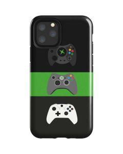 Xbox Controller Evolution iPhone 11 Pro Impact Case