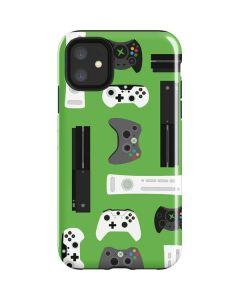 Xbox Pattern iPhone 11 Impact Case