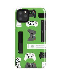 Xbox Pattern iPhone 11 Pro Max Impact Case