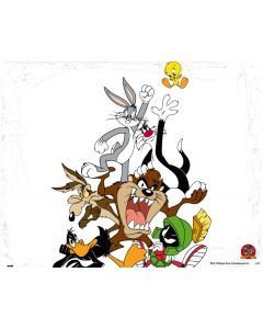 Looney Tunes All Together Playstation 3 & PS3 Slim Skin