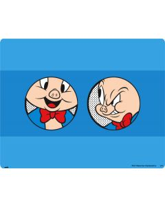 Porky Pig Two Circles Cochlear Nucleus Freedom Kit Skin