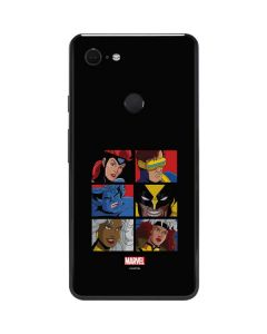 X-Men Grid Google Pixel 3 XL Skin