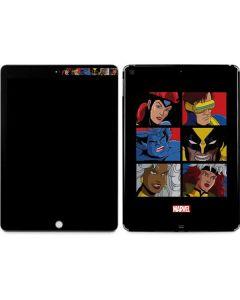 X-Men Grid Apple iPad Skin