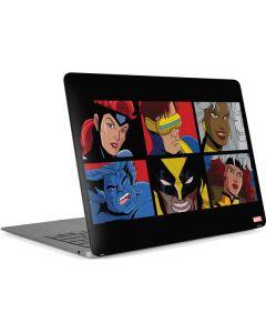 X-Men Grid Apple MacBook Air Skin