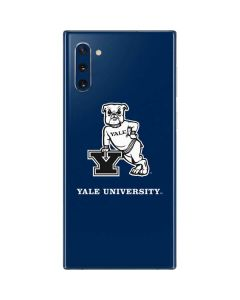 YALE Bulldogs Galaxy Note 10 Skin