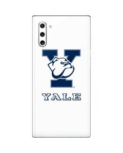 Yale University Galaxy Note 10 Skin