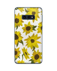 Sunflower Acrylic Galaxy S10e Skin