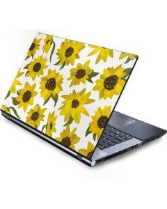 Sunflower Acrylic Generic Laptop Skin