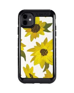 Sunflower Acrylic iPhone 11 Cargo Case